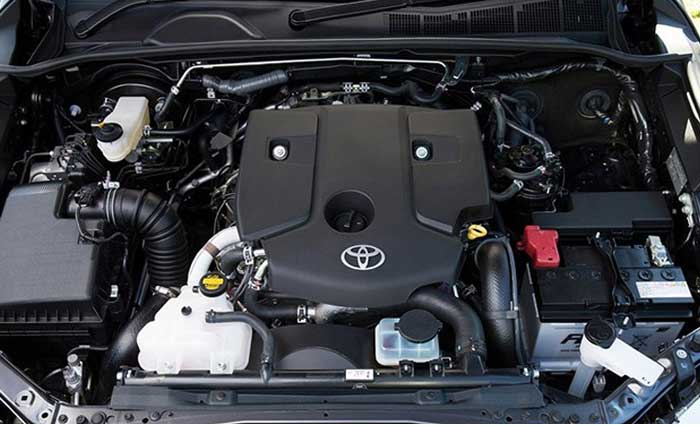 toyota fortuner 2.8at 4x4 anh 14