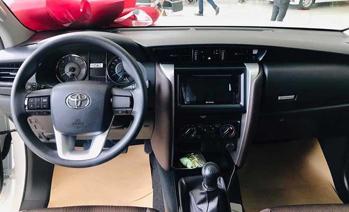 toyota fortuner 2.4MT anh 7
