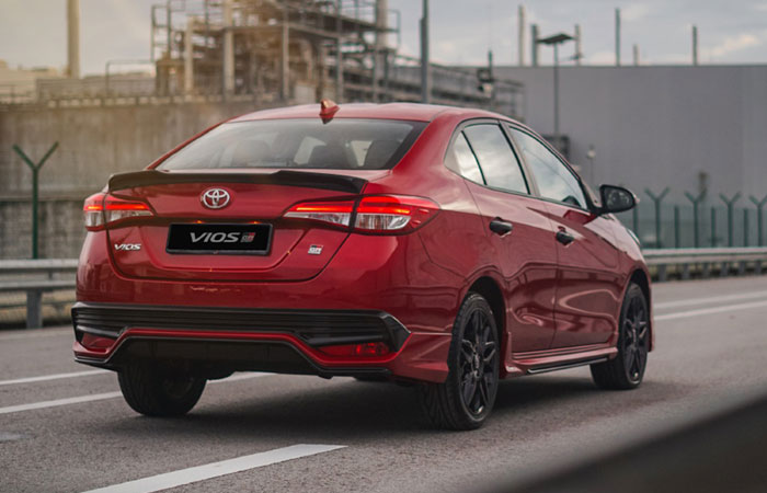 TOYOTA VIOS GR-S ANH 7