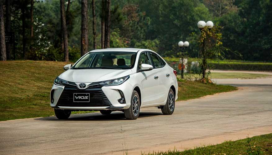 Toyota Việt Nam công bố doanh số tháng 01/2021