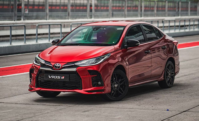 chi tiết toyota vios gr-s anh 1